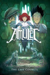 Amulet T4 : Le dernier conseil (0), comics chez Akileos de Kibuishi
