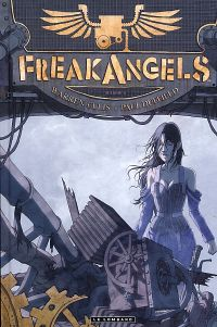 Freak Angels T5 : , comics chez Le Lombard de Ellis, Duffield