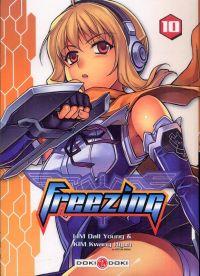 Freezing T10, manga chez Bamboo de Lim, Kim