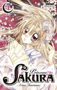 Princesse Sakura T1, manga chez Glénat de Tanemura