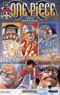One Piece T58, manga chez Glénat de Oda