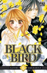 Black bird T6, manga chez Pika de Sakurakouji