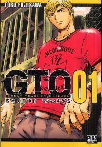 GTO - Shonan 14 days T1, manga chez Pika de Fujisawa