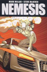Nemesis T1, comics chez Panini Comics de Millar, McNiven, McCaig