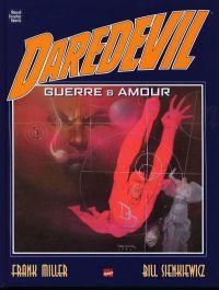 DareDevil - Guerre et paix, comics chez Panini Comics de Miller, Sienkiewicz