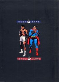 Superman vs. Muhammad Ali, comics chez Atlantic de O'neil, Adams, Adams
