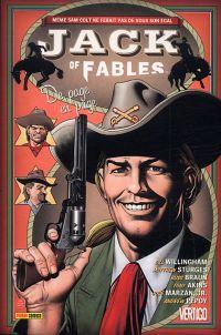 Jack of Fables T5 : De page en page (0), comics chez Panini Comics de Sturges, Willingham, Braun, Akins, Vozzo, Bolland