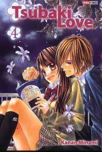 Tsubaki love T4, manga chez Panini Comics de Kanan