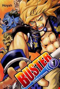 Buster T1, manga chez Clair de Lune de Hoyah