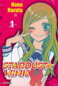 Stardust wink T1, manga chez Panini Comics de Haruta