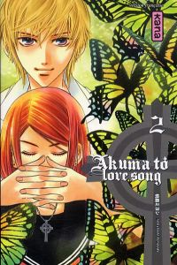 Akuma to love song T2, manga chez Kana de Tomori
