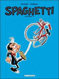 Spaghetti T2 : Intégrale 2 (1), bd chez Le Lombard de Goscinny, Attanasio