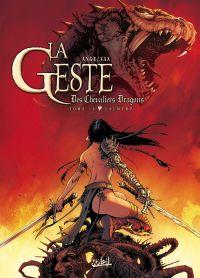 La geste des Chevaliers Dragons T13 : Salmyre (0), bd chez Soleil de Ange, Vax, Paitreau