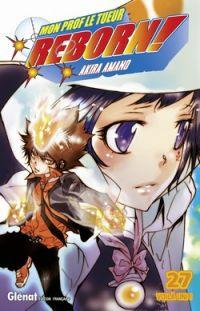 Reborn ! Mon prof le tueur T27 : Voilà Uni ! (0), manga chez Glénat de Amano