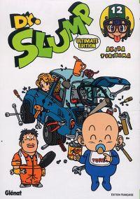 Dr Slump – Ultimate edition, T12, manga chez Glénat de Toriyama