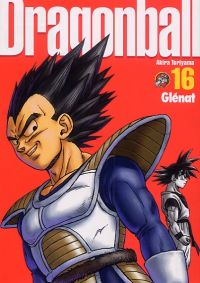 Dragon Ball – Ultimate edition, T16, manga chez Glénat de Toriyama