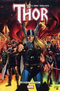 Thor - Best comics T1 : Ragnarok (0), comics chez Panini Comics de Berman, Oeming, Di Vito, Villari, Epting
