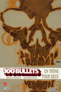 100 Bullets T14 : Un trône pour deux (0), comics chez Panini Comics de Azzarello, Risso, Mulvihill, Johnson