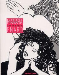 L'Art de la fessée, bd chez Drugstore de Manara