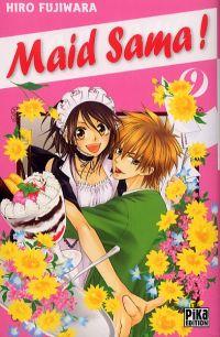 Maid sama ! T9, manga chez Pika de Fujiwara