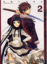 X-Blade T2 : , manga chez Pika de Ida, Shiki
