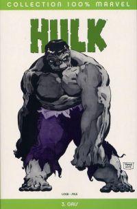 Hulk T3 : Gris, comics chez Panini Comics de Loeb, Sale, Hollingsworth