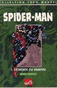 Spider-Man T1 : L'étreinte du vampire (0), comics chez Panini Comics de Mackie, Castellini, Romita Jr, Tinsley, Bernardo, Wright