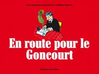 En route pour le Goncourt, bd chez Cornelius de kierzkowski, Ephrem
