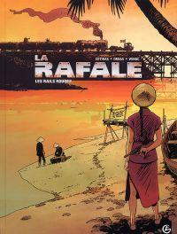 La Rafale T1 : Les rails rouges (0), bd chez Bamboo de Ordas, Cothias, Winoc, Voillat