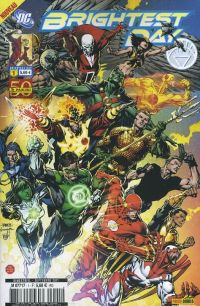 Brightest Day T1 : Carpe Diem (0), comics chez Panini Comics de Tomasi, Johns, Gleason, Clark, Pasarin, Syaf, Prado, Reis, Steigerwald, Starr, Sotelo, Finch