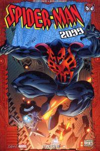 Spider-Man 2099 : L'origine, comics chez Panini Comics de David, Leonardi, Buccellato