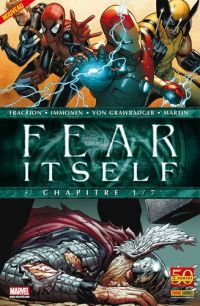 Fear Itself T1 : The Serpent (0), comics chez Panini Comics de Fraction, Immonen, Martin, Morales, McNiven