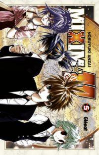 Mixim 11 T5, manga chez Glénat de Anzai