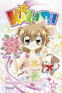 Kilari  T14, manga chez Glénat de Nakahara