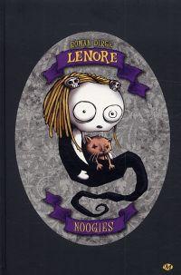 Lenore T1 : Noogies, comics chez Milady Graphics de Dirge