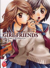 Girl friends T3, manga chez Taïfu comics de Morinaga