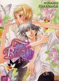 Little butterfly T1, manga chez Taïfu comics de Takanaga