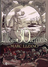 L'Île aux 30 cercueils, bd chez Soleil de Lizano