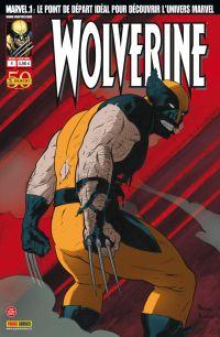 Wolverine (revue) – Revue V 2, T4 : La fête (0), comics chez Panini Comics de Bernardin, Bollers, Aaron, Latour, Palo, Rodrix, Segovia, SotoColor, Beredo, Renzi, Fairbairn, Rivera