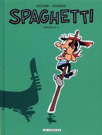 Spaghetti T3 : Intégrale 3 (1), bd chez Le Lombard de Goscinny, Attanasio