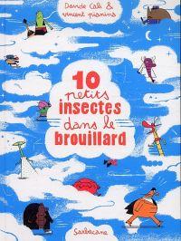 10 petits insectes T2 : Dans le brouillard (0), bd chez Sarbacane de Cali, Pianima