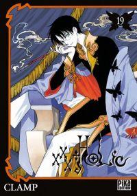 XXX Holic T19, manga chez Pika de Clamp