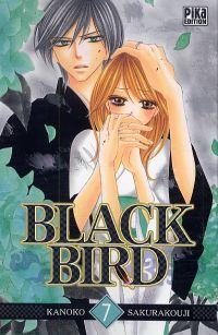 Black bird T7, manga chez Pika de Sakurakouji