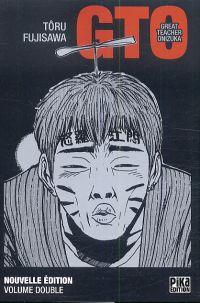 GTO - édition double T2, manga chez Pika de Fujisawa