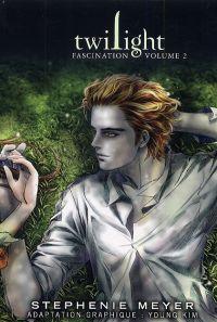 Twilight  – Fascination, T2, manga chez Pika de Meyer, Young