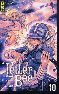 Letter bee T10, manga chez Kana de Asada