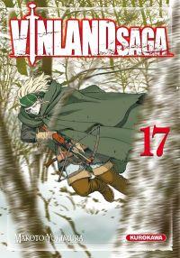 Vinland Saga T17, manga chez Kurokawa de Yukimura