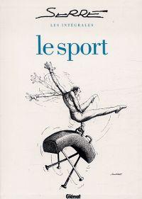 Serre : Le sport (0), bd chez Glénat de Serre