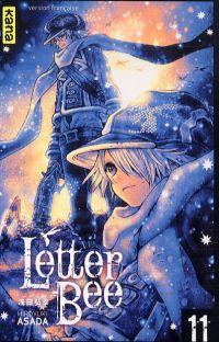 Letter bee T11, manga chez Kana de Asada