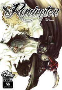 Remington T6 : Le Dofus de Calypso (2/4) (0), comics chez Ankama de Elrico, Hérenguel, Kim, Mengozzi, Jouzeau, Jonoo
